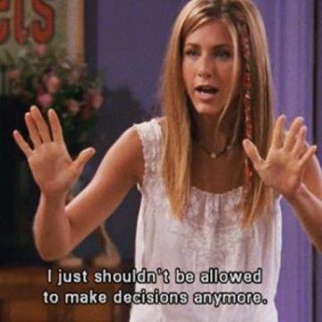 Quando você vê o whatsapp na manhã seguinte | Please stop me... #friends #quotes #series #tvseries #rachel #drunktext