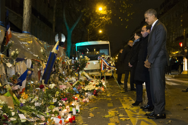 Obama Paris Attacks