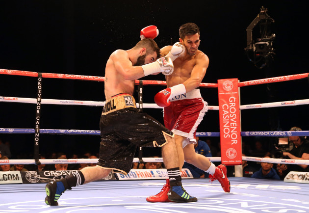 Boxing - First Direct Arena