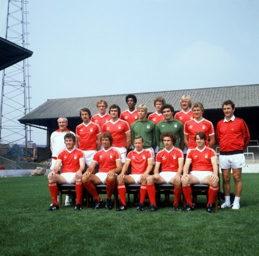 Soccer - Football League Division One - Nottingham Forest Photocall
