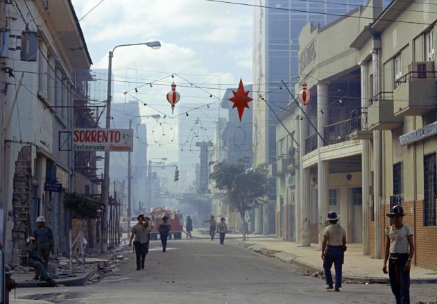 Nicaragua Earthquake