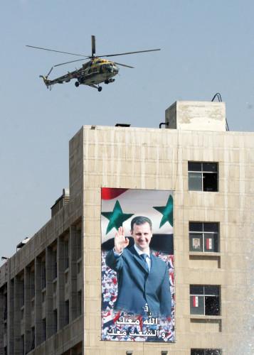 MIDEAST SYRIA ASSAD