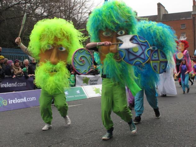 Ireland St Patricks Day