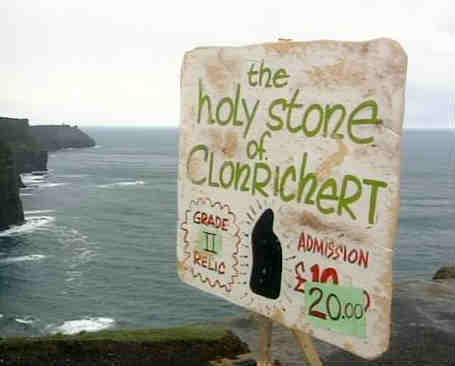 Hole Stone Fr Ted