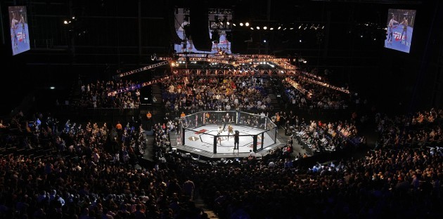 Sport - Ultimate Fighting Championship - The O2