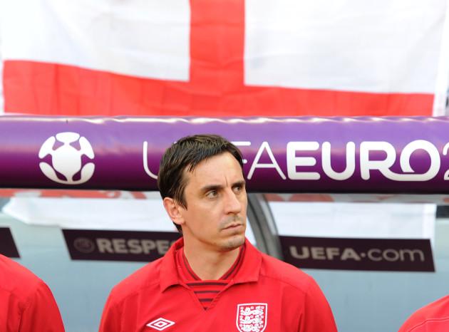 Soccer - UEFA Euro 2012 - Group D - England v France - Donbass Arena