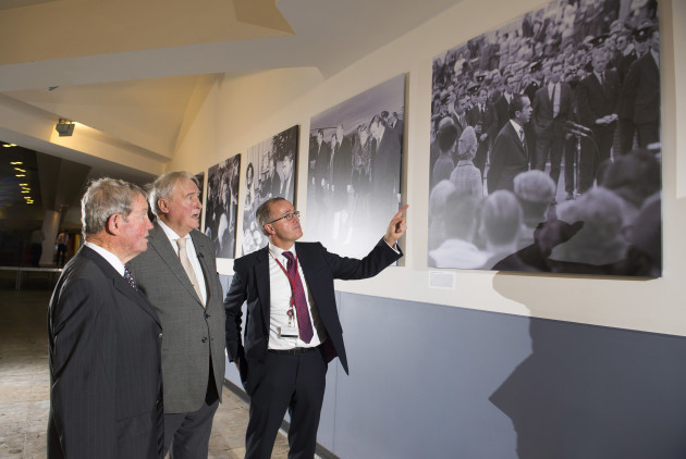Shannon Airport celebrates 70 years milestone with launch of photographic exhibition