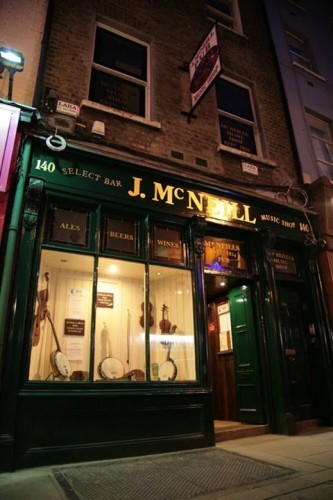 Mobile Uploads - McNeills Pub Sessions, Capel St | Facebook