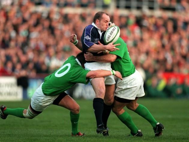 Gregor Townsend 19/2/2000