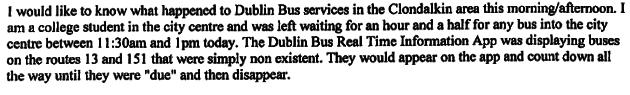 dublin bus - 6