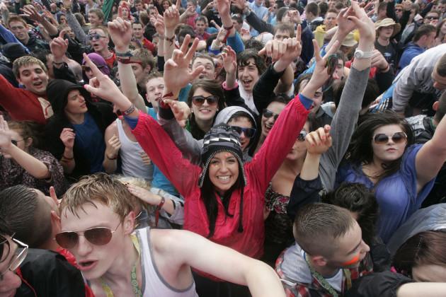 7/7/2011 Oxegen Music Festivals