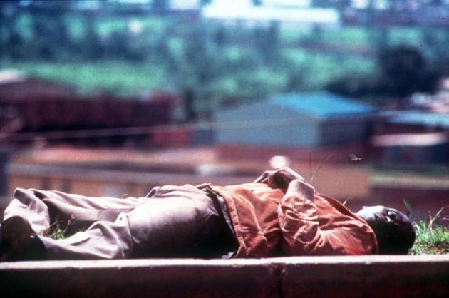 RWANDA/DEAD BODY