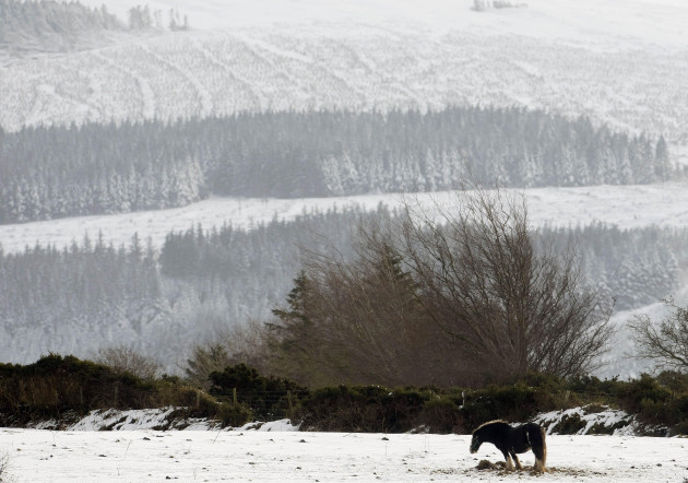 Winter weather - Ireland