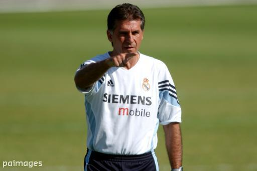 Soccer - UEFA Champions League - Group F - Real Madrid v Olympique Marseille - Real Madrid Training