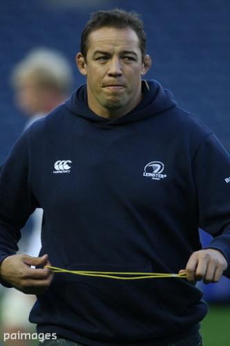 Rugby Union - Magners League - Edinburgh v Leinster - Murrayfield