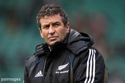 Rugby Union - Investec Challenge Series 2008 - England v New Zealand - Twickenham