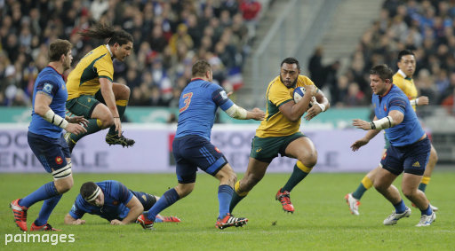 France Rugby Australia