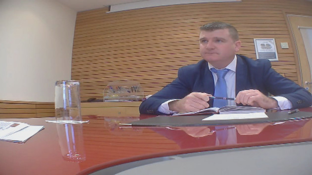 Councillor John O'Donnell - RTE Investigates - Standards in Public Office