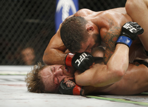 UFC 189 Mixed Martial Arts