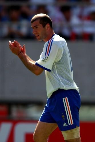 Soccer - FIFA World Cup 2002 - Group A - Denmark v France