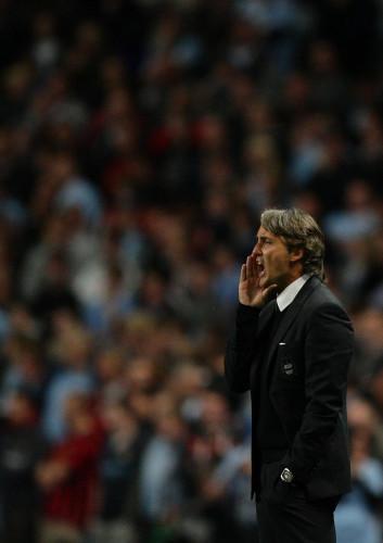 Soccer - UEFA Champions League - Group A - Manchester City v Napoli - Etihad Stadium