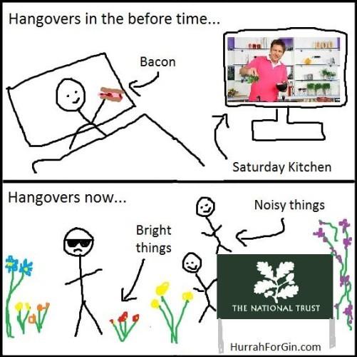 Kids + Hangovers = Evil #fact