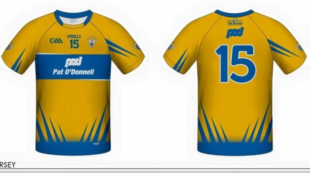 buy online 9f64f 66f55 What do you think of the new Clare and Waterford GAA jerseys ...