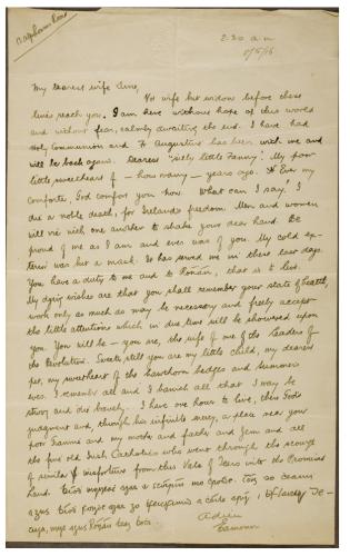 ceannt letter
