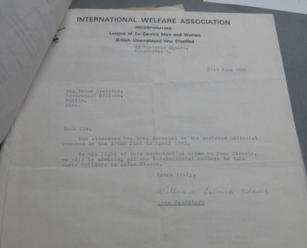 int welfare