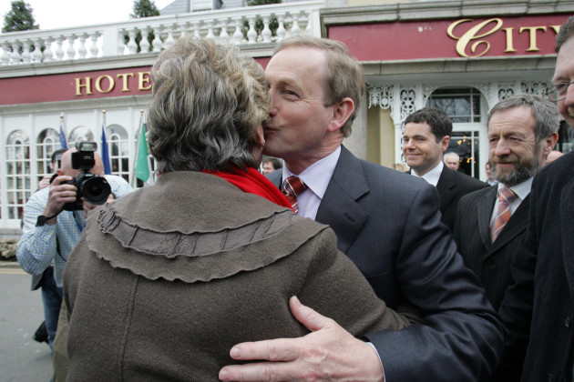 4/4/2009. Fine Gael Ard Fheis