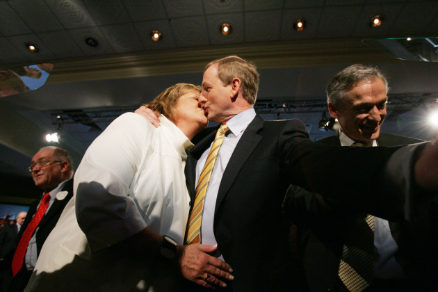 4/4/2009 Fine Gael Ard Fheis