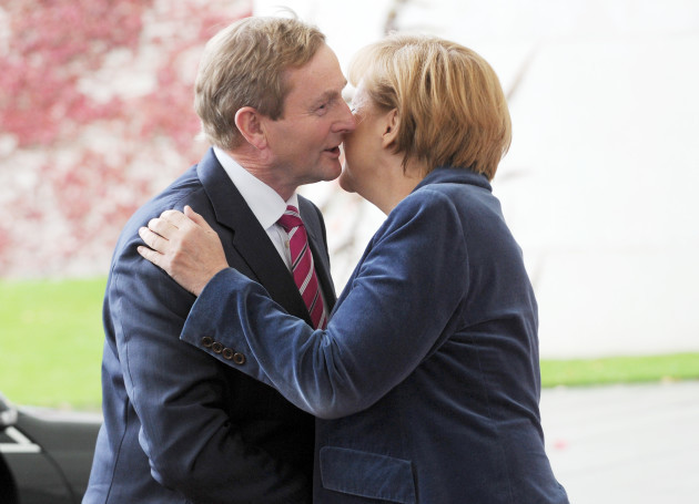 1/11/2012. Kenny Merkel Meetings