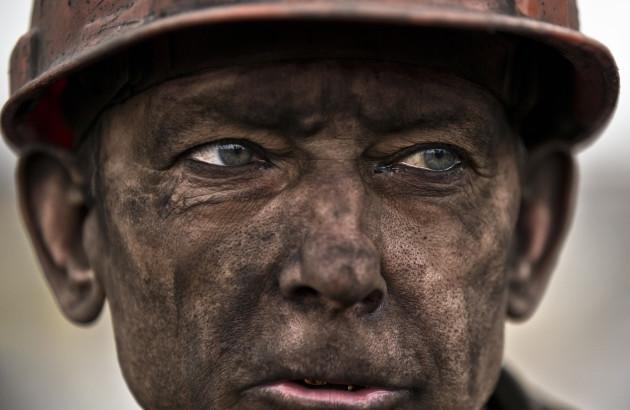 Ukraine Mine Explosion