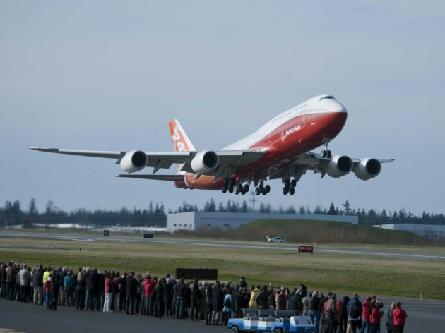 in-2011-boeing-launched-the-latest-version-of-the-jumbo-jet-called-the-747-8-at-250-feet-long-its-the-longest-airliner-ever-built
