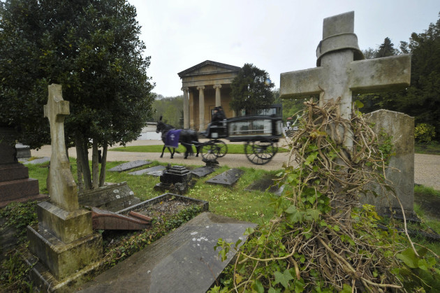 Victorian Arnos Vale cemetery re-opening