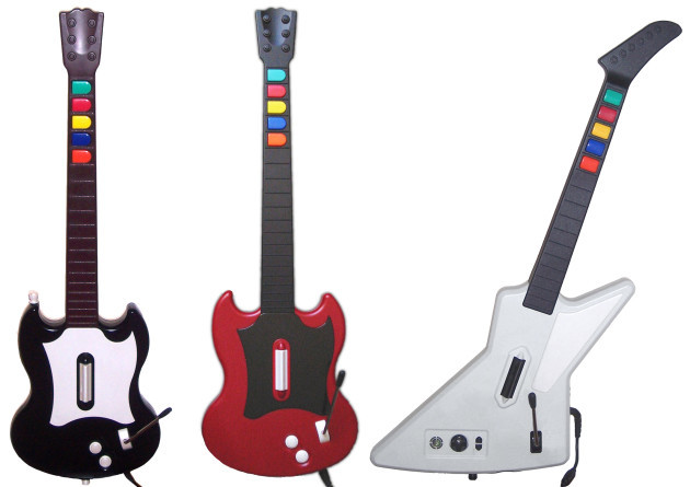 Guitar_Hero_series_controllers
