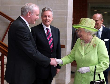 Royal visit to Northern Ireland - Day 2