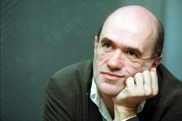 File Photo Author Colm Toibin has been announced as the winner of the