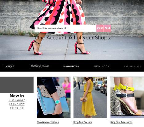 Opsh Homepage Sample