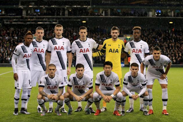 Tottenham Hotspur v AS Monaco - UEFA Europa League - Group J - White Hart Lane