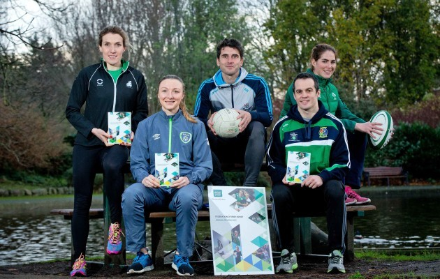 Launch of the Federation of Irish Sport's Annual Review 2015