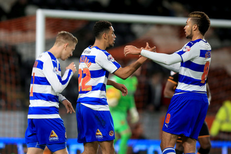 Hull City v Reading - Sky Bet Championship - KC Stadium