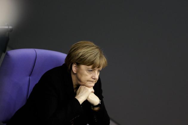 Germany Europe Merkel