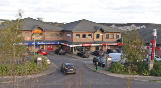 meakstown shopping centre