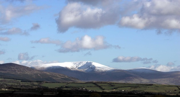 Lugnaquilla Mountain (The Lug), Leinsters highest