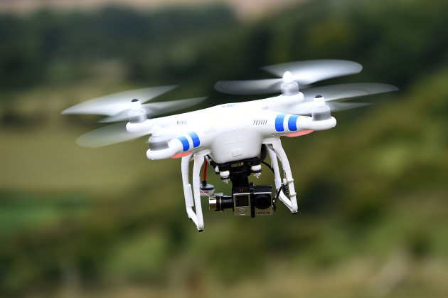 Drones fly contraband in to prisons