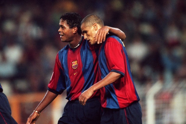 Spanish Soccer - Primera Division - Valencia v Barcelona