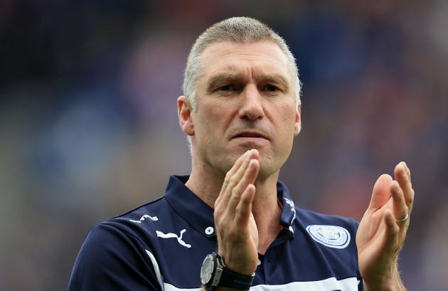 Soccer - Barclays Premier League - Leicester City v Queens Park Rangers - King Power Stadium