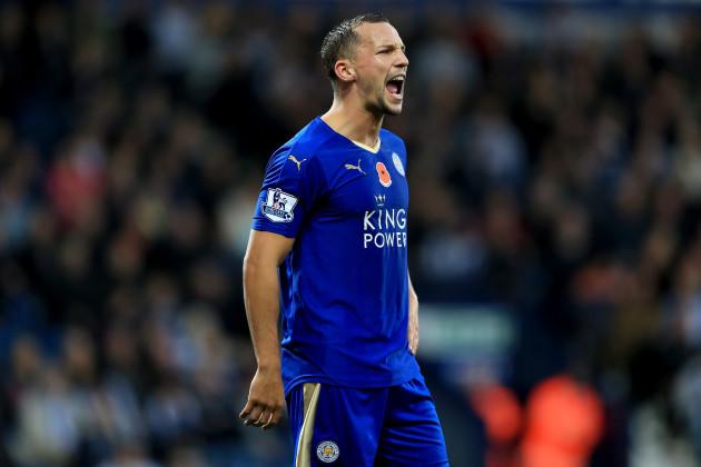 Soccer - Barclays Premier League - West Bromwich Albion v Leicester City - The Hawthorns