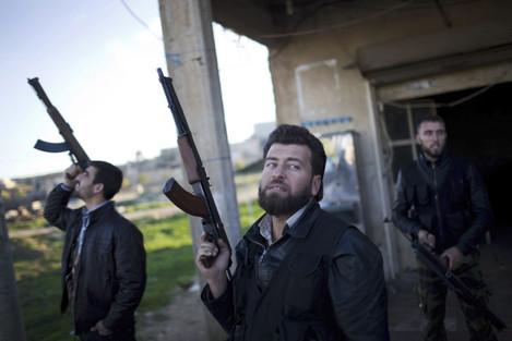Mideast Syria Peace Talks